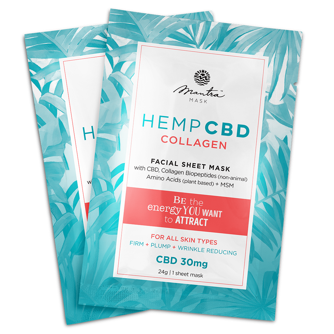 CBD Collagen Mask 1