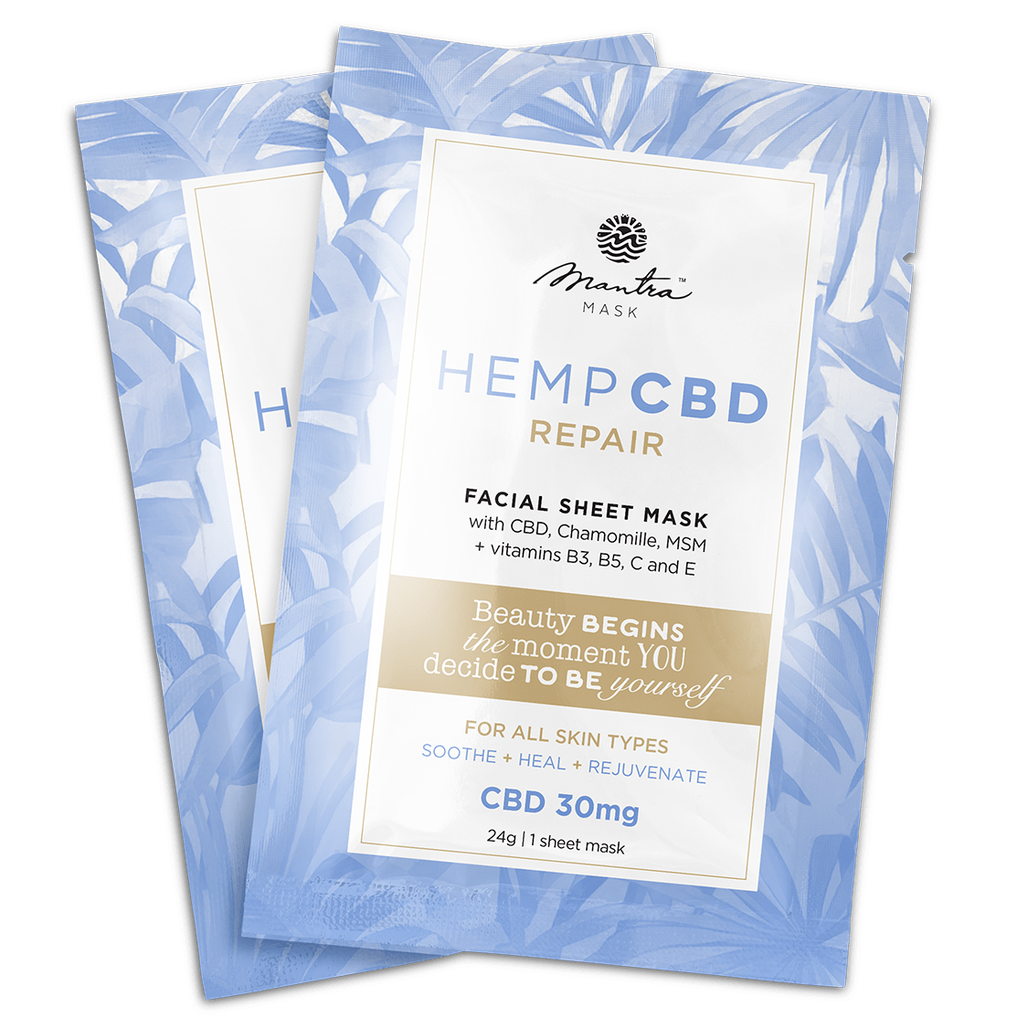 CBD Repair Mask 1