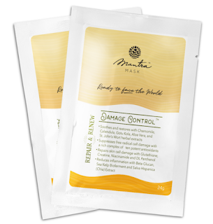 Sheet Mask Review-Mantra Mask BY: Marie Papachatzis I Am THE Makeup Junkie 3